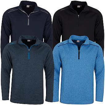 Ping Collection Mens 2020 Ramsey Midlayer Thermal 1/4 Zip Golf Sweater