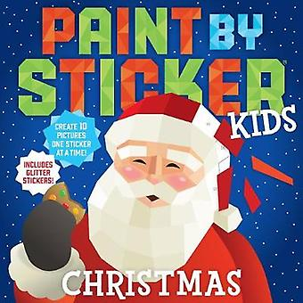 Paint by Sticker Kids - Christmas by Workman Publishing - 978152350675
