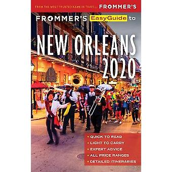 Frommer's EasyGuide to New Orleans 2020 by Diana K. Schwam - 97816288