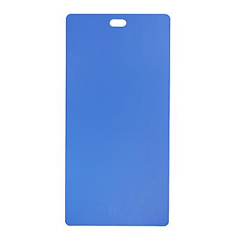 Fitness Mad Studio Pro Aerobic Mat en Bleu 10mm