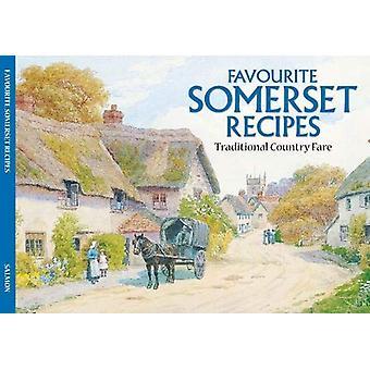 Salmon Favourite Somerset Recipes by Dorrigo - 9781906473969 Book