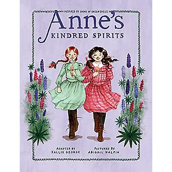 Anne's Kindred Spirits by Kallie George - 9781770499324 Book