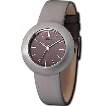 M&M Alemania M11828-825 Reloj de Mujer Basic-M