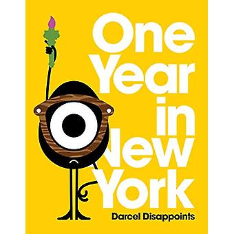 One Year In New York by Craig Redman - 9789887903338 Book
