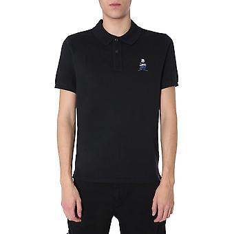 C.p. Company 08cmpl287a005527g999 Homme-apos;s Chemise polo en coton noir