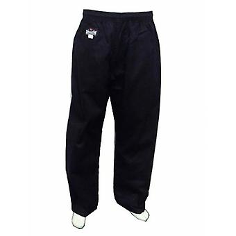 Dragon Black Gi Pants 8 Oz