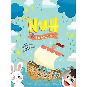 Prophet Nuh and the Great Ark Activity Book (The Prophets of Islam Activity Books)