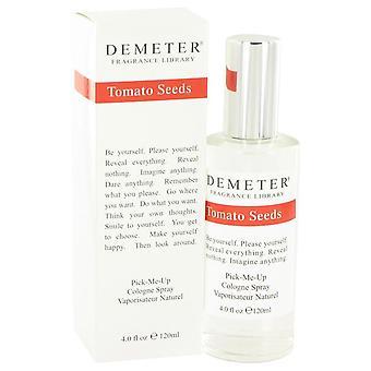 Semillas de tomate de Demeter Colonia Spray por Demeter 4 oz Colonia Spray