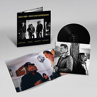 Iggy Pop - Post Pop Depression [Vinyl] USA import