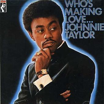Johnnie Taylor - Who's Making Love [CD] USA import