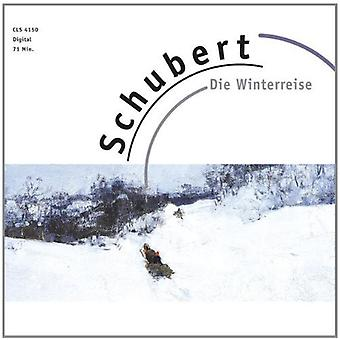 F. Schubert - Die Winterreise [CD] USA import