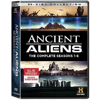 Ancient Aliens Ssn 1-6 Geschenkset [DVD] USA importieren
