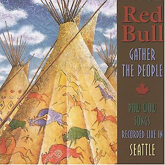 Redbull Singers - Gather the People-Pow Wow Song [CD] USA import
