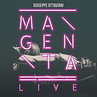 Giuseppe Ottaviani - Magenta Live [CD] USA import