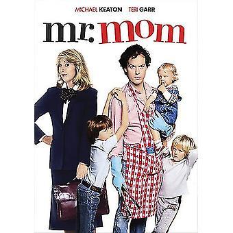 Mr. Mom [DVD] USA import