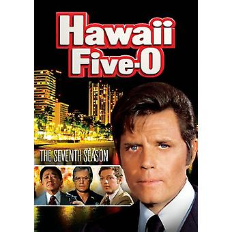 Hawaii Five O: Seventh Season [DVD] USA import