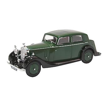 Rolls Royce 25 30 Thrupp and Maberley (1936) Diecast Model Car