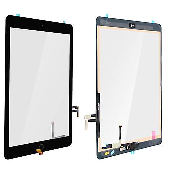 Touch Screen iPad 9.7 2017 / iPad 5 Replacement Window Frame Black
