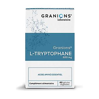 L-Tryptophan 60 capsules