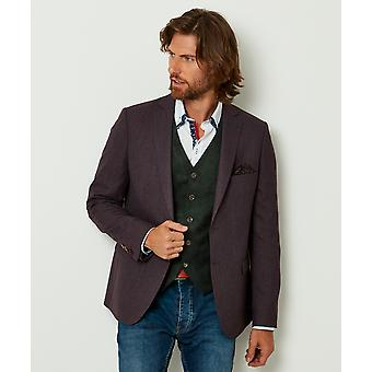Joe Browns Mens Klassiska Smart Button Up Suit Blazer