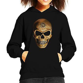 Alchemy Omega Skull Kid's Hooded Sweatshirt