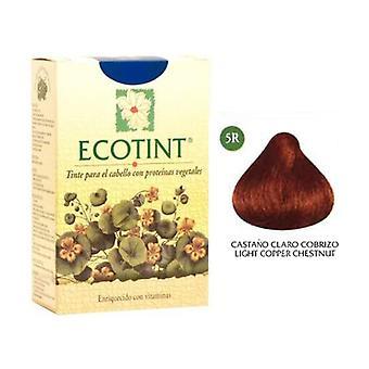 Light Copper Chestnut Hair Dye (5R) 130 ml