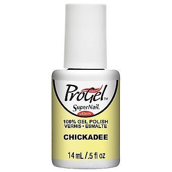 SuperNail ProGel Gel Nail Polish - Chickadee 14ml