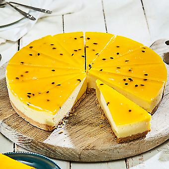Country Range Frozen Passion Fruit Glazed Tart