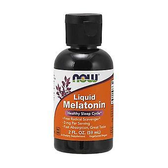 Liquid Melatonin 59 ml
