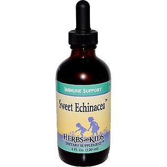 Herbs for Kids, Sweet Echinacea, 4 fl oz (120 ml)