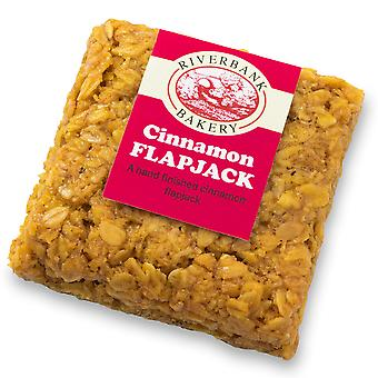 Riverbank Bakery Cinnamon Flapjack Bars