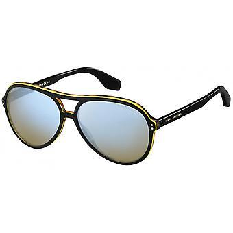 Sunglasses Men's Marc 392/S Men's Pilot black/blue
