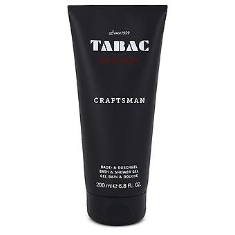 Tabac Original Craftsman Shower Gel By Maurer & Wirtz 6.8 oz Shower Gel