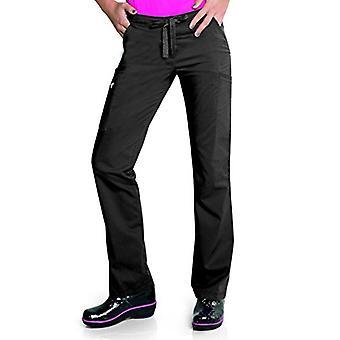 Smitten Women's Blush Convertible Jogger Cargo Scrub Pant- Limelight, Black, ...