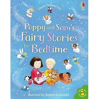 Poppy and Sams Book of Fairy Stories by Amery & Heather