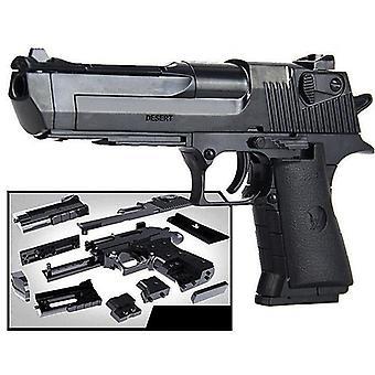 Diy Assembling Building Block Gun Toys Pistol Rifle - Children Plastic 3d Miniature Gun Model For Boys Educational Toy