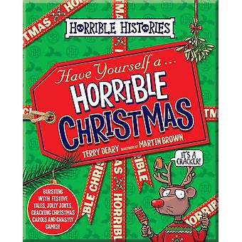 Horrible Christmas 2020 by Deary & Terry