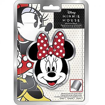 Disney Minnie mus aluminium merket