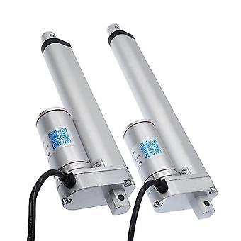 Elektrische lineaire actuator 200mm 150mm 12v/24v Dc Motor Stroke Controller