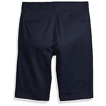 Essentials Boy's Shorts tejidos, azul marino, 8(H)