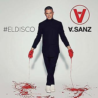 #Eldisco [CD] U.S. import