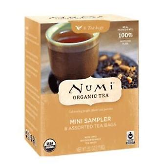 Numi Tea Inspired Moments Traditional Blends Samplers, 8 bags