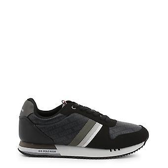 Us polo assn. 4248w9 fabric internal lining men's sneakers