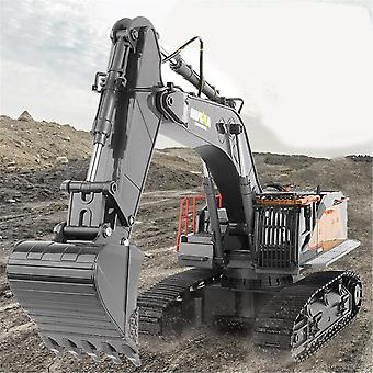 1/14 Excavator Rc Truck-radio Controlled Machine