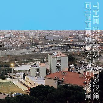 Charlataner - forskellige dage [CD] USA importerer