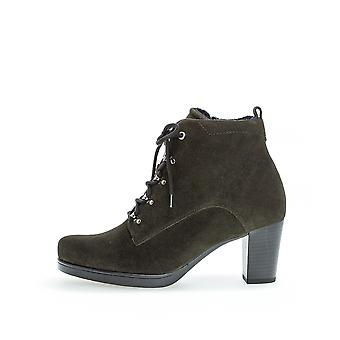 Gabor Woody Gabor Lace Up Ankle Boot