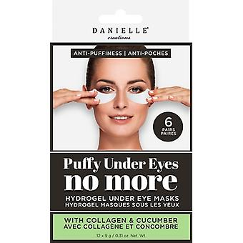 Danielle Under Eye Patches - Anti-puffiness (6 Pairs)