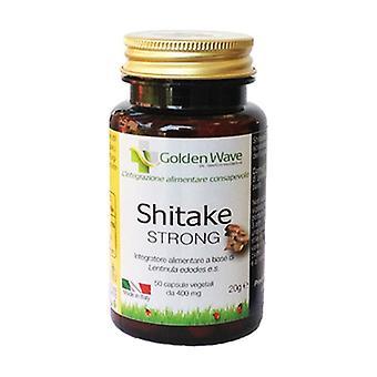 Shitake Strong 60 vegetable capsules of 400mg