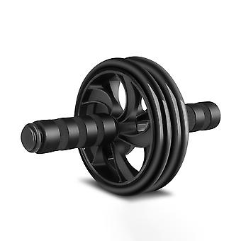 YANGFAN Double Wheeled Abdominal Roller ,Wheel Abdominal Fitness Equipment