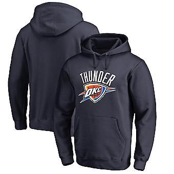 Oklahoma City Thunder Loose Pullover Hoodie Sweatshirt WY132